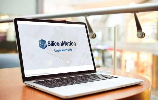 profolio SiliconMotion Corporate